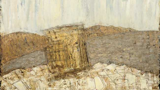 Image ofCongdon exhibition opens in West Court Gallery