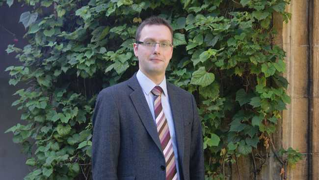 Image ofNew Director of Music at Jesus College