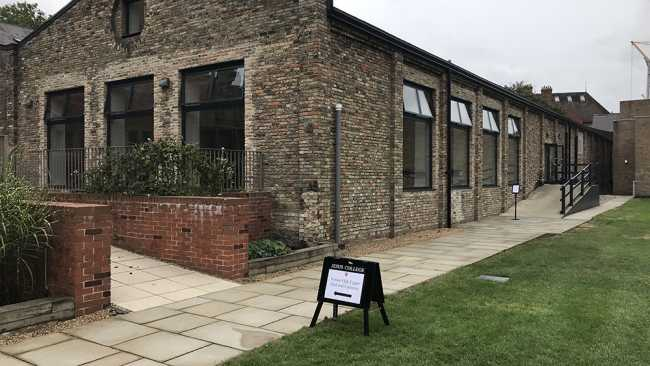 Image ofGiving an old building a new lease of life