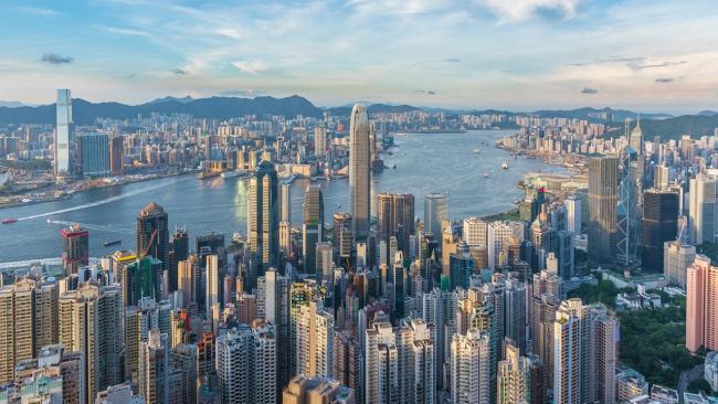 Image ofThe future of Hong Kong