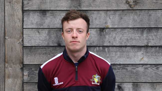 Image ofEd Hyde makes his Minor Counties Cricket Debut