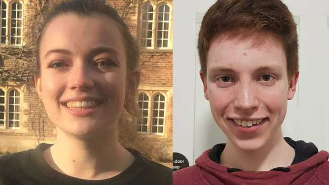 Image ofHow I got into Cambridge – students share their tips with school pupils