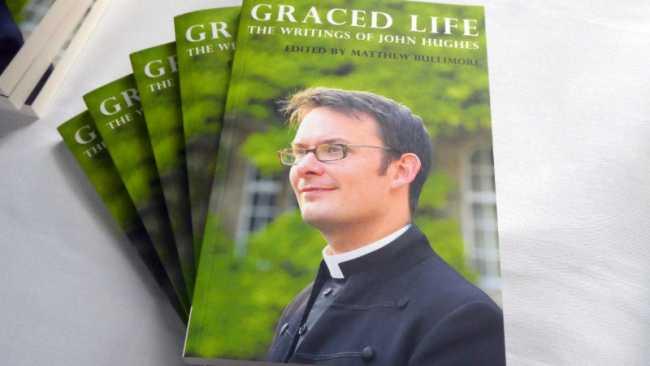 Image ofLaunch of Graced Life, the writings of the Rev'd Dr. John Hughes