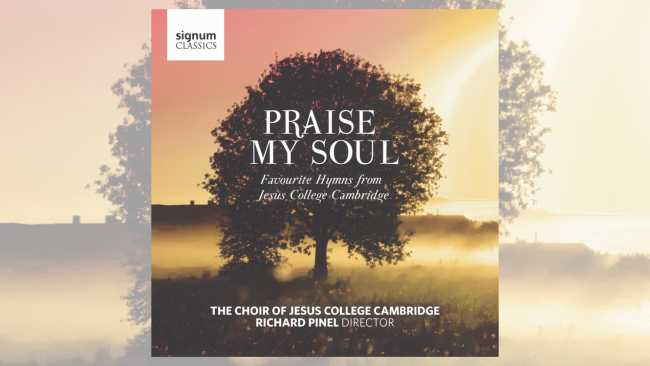 Image ofNew Choir album reaches No.9 on Classical Chart