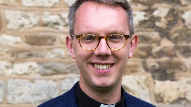Image ofNew Dean of Chapel announced