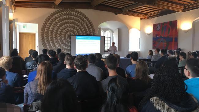 Professor Simon Redfern Jesus College In The University Of Cambridge