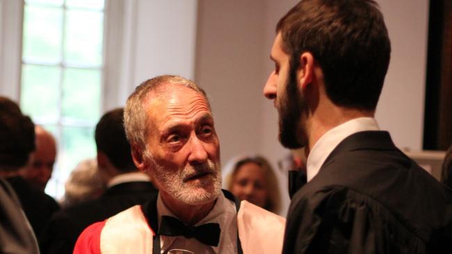 Image ofProfessor Michael Waring (1939-2019)