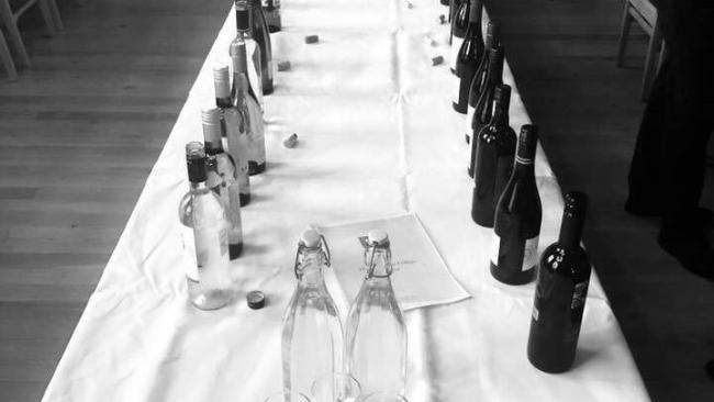 Image ofNew Wine List