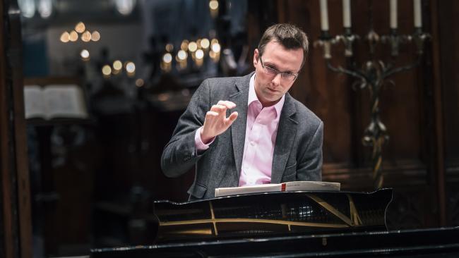 Image of Richard Pinel, Director of Music