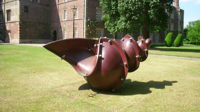 Image of Cochlea by Edward Allington