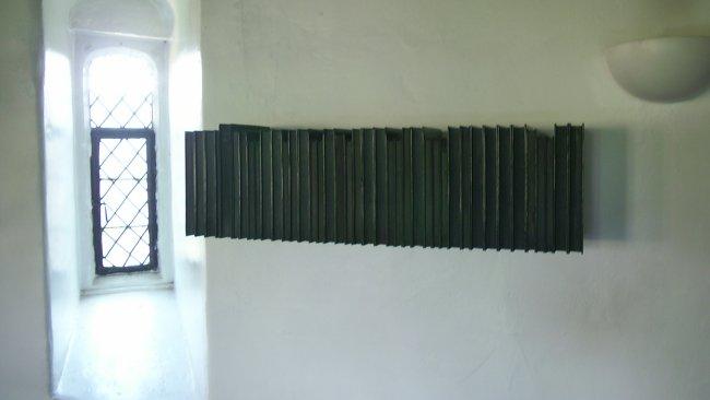 Image of Black Books by Rachel Whiteread