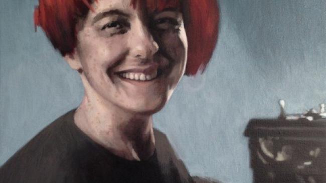 Image of Portrait of Lisa Jardine by Claerwen James