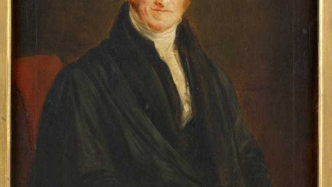 Image of Portrait of Thomas Robert Malthus
