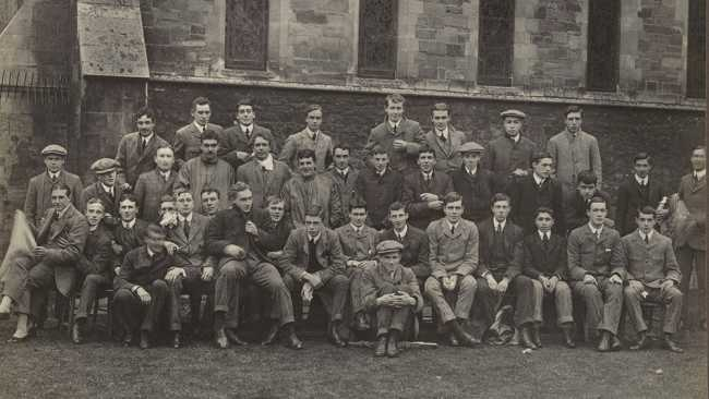 Image of Students 1907