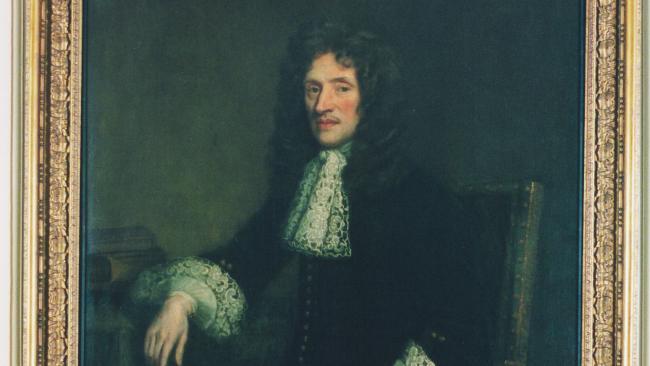 Image of Portrait of Tobias Rustat