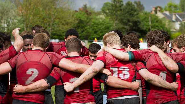 Image of A Jesus College sports team