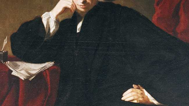 Image of Portrait of Laurence Sterne