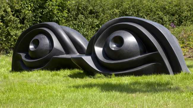 Image of Eyebenches by Louise Bourgeois