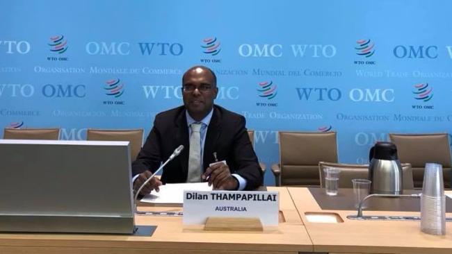 Photo of Dilan Thampapillai