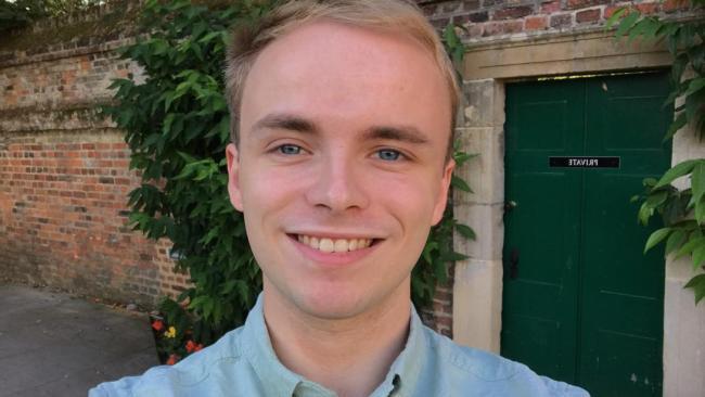 Photo of Joe Smallman