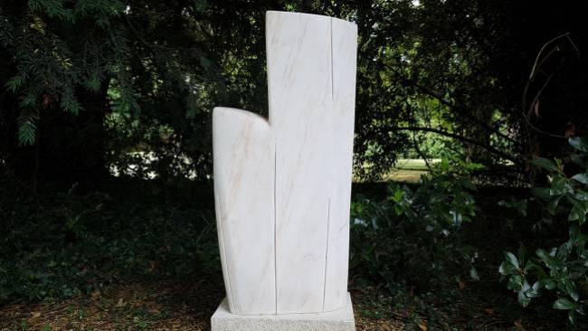 Image of Kudah sculpture by Kim Lim
