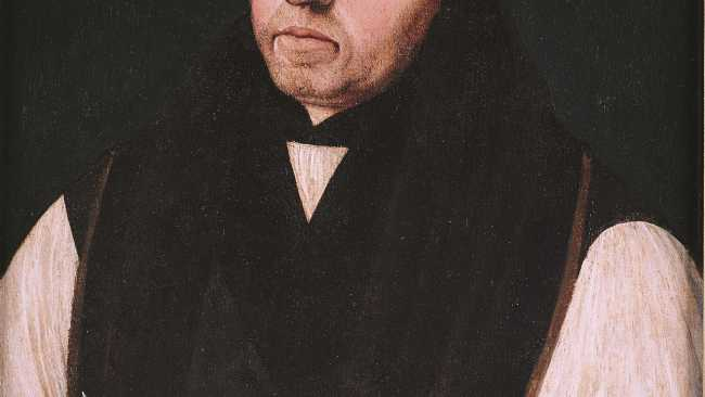 Image of Portrait of Thomas Cranmer
