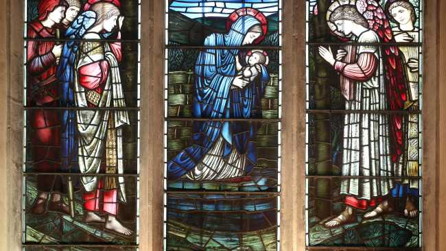 Image of Stained Glass