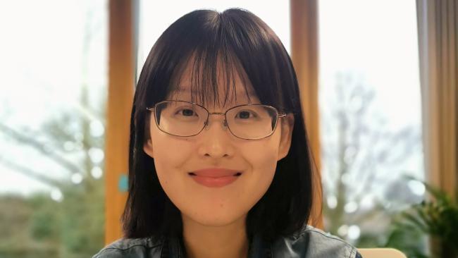 Photo of Zheng Liu