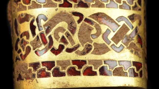 Image of Anglo-Saxon, Norse and Celtic image