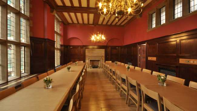 Photo of West Court Dining Room