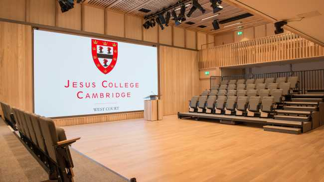 Photo of Lecture Hall