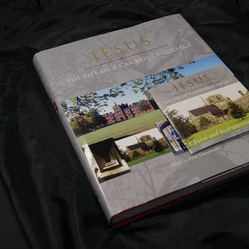 Image of Jesus: The Life of a Cambridge College