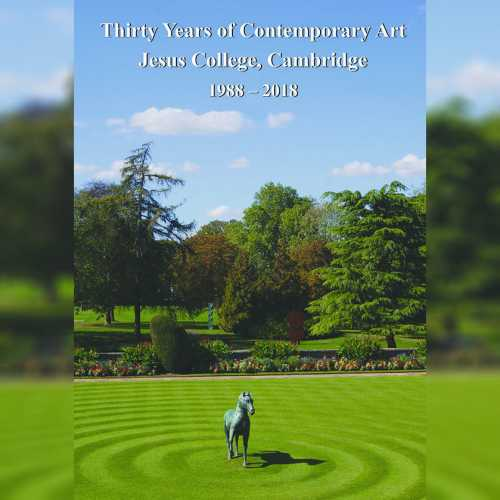 Image of Book: 30 Years of Contemporary Art at Jesus 1988-2018