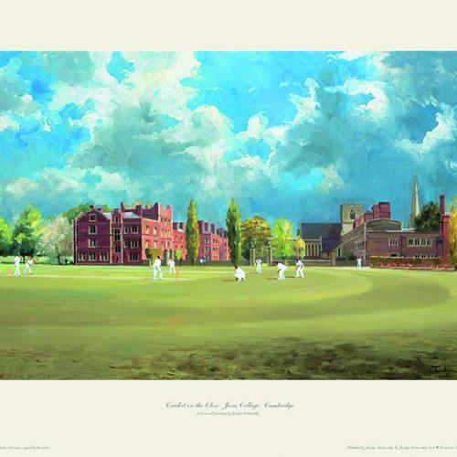 Image of Cricket at Jesus