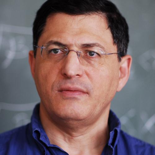 Image of Photograph of Eyal Benvenisti