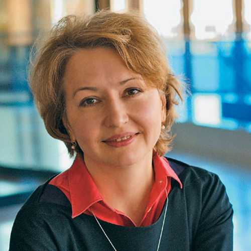 Photo of Professor Natalia Berloff
