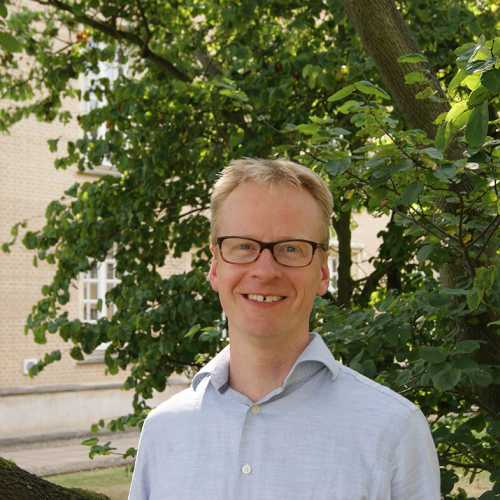 Image of Photograph of Ben Walton
