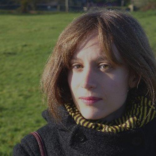 Photo of Dr Jessica Berenbeim