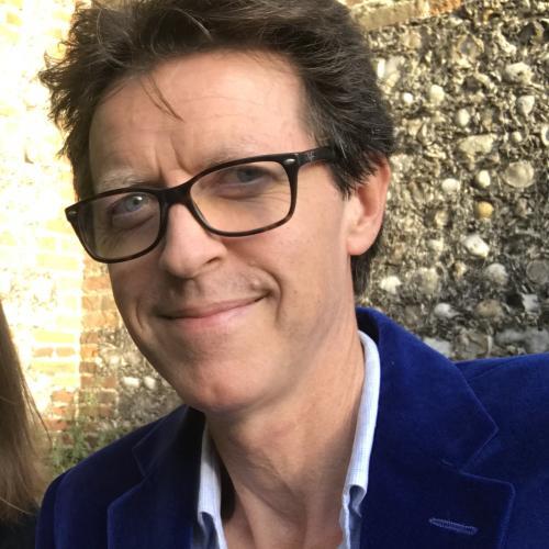 Image of Photograph of Jonathan Cornwell