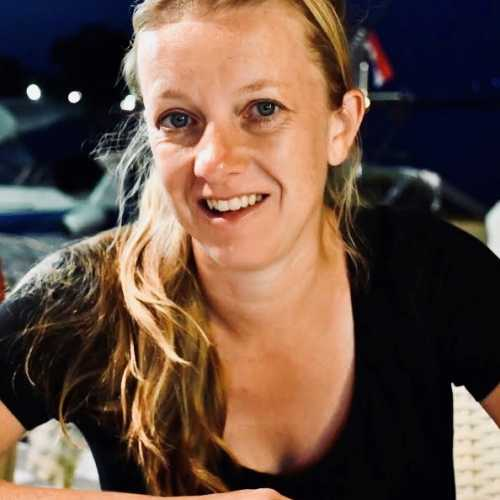Image of Photograph of Maren de Vincent-Humphreys