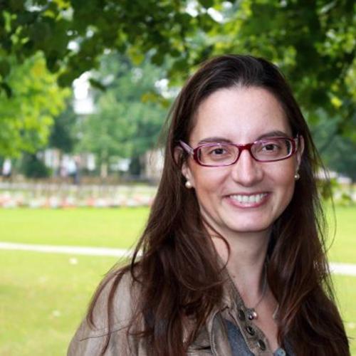 Photo of Professor Cecilia Mascolo