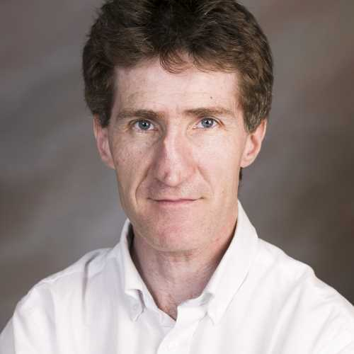 Photo of Professor Stuart Clarke