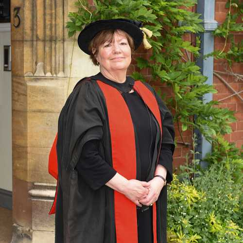 Photo of Dr  Jana Howlett