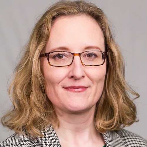 Photo of Dr Simone Schnall