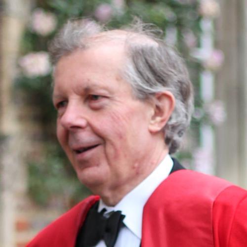 Photo of Professor Stephen Heath
