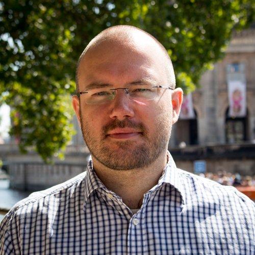 Image of Photograph of John Woitkowitz