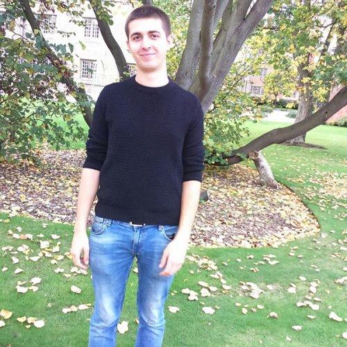 Photo of Maksym